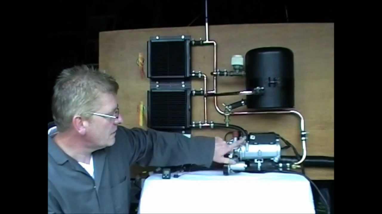 Eberspacher Water Heater Wiring Diagram : Eberspacher d w water heater demonstration and