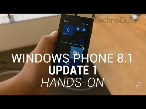 Windows Phone 8.1 Update 1: See What's New In Microsoft's Camp