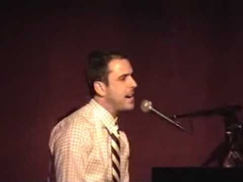 Love, Love, Love sung by Scott Alan at Birdland, April 12th