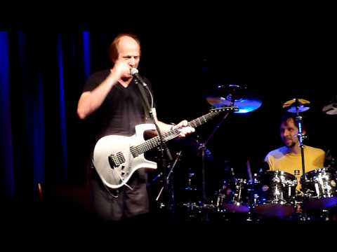 Adrian Belew Power Trio performs King Crimson's 'Elephant Talk' Live in Ludwigshafen Nov 10 2010