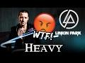 LINKIN PARK ES AHORA BANDA POP   Critica al tema  Heavy  -