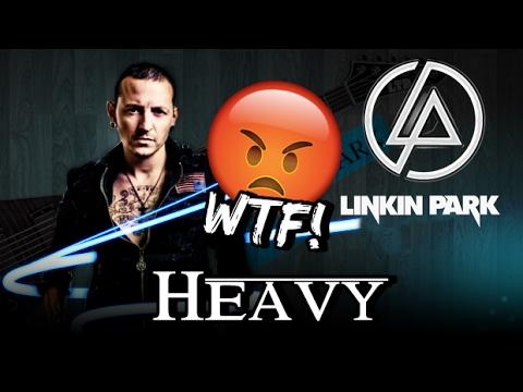 """LINKIN PARK ES AHORA BANDA POP   Critica al tema """"Heavy"""" #1"""