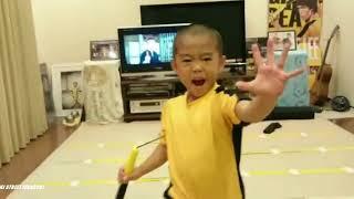 download lagu Waow,,anak Ini Bisa Menirukan Adegan Bruce Le gratis
