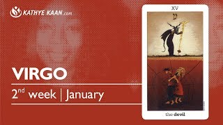 VIRGO WEEKLY PSYCHIC TAROT READING | HOROSCOPE | WEEK 02 | JANUARY 07 - 13