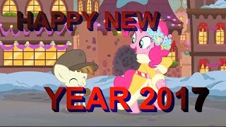[PMV] Happy new year (Carol of the Bells- Christmas Song- The Living Tombstone)