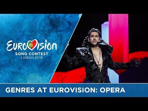 Genres at Eurovision Part IV: Opera