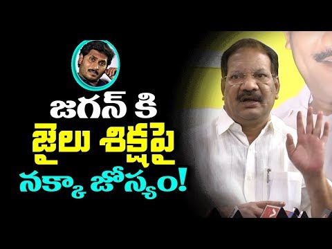 TDP Leader Nakka Anand Babu Reacts on YS Jagan Cases Progress | AP IT Raids Updates | Indiontvnews
