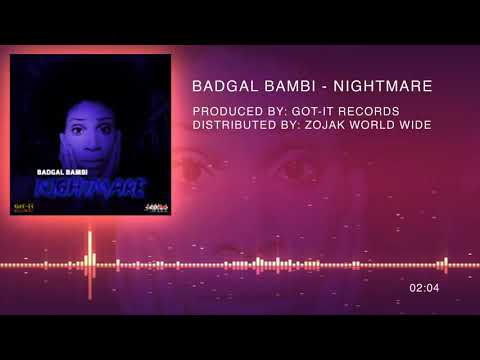 BadGal Bambi - Nightmare {Official Audio}