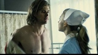 Chris Hemsworth strips down the role of legendary F1 racer James Hunt in RUSH