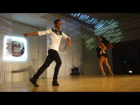 ZoukFest 2017 Artistic performance by Romina and Leo ~ video by Zouk Soul