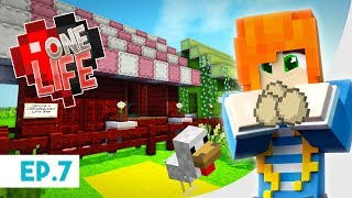 Shopping and Pranks? | One Life Season 2 Minecraft SMP | Ep.07 | Marielitai Gaming