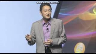 Kaz Hirai at ces.avi