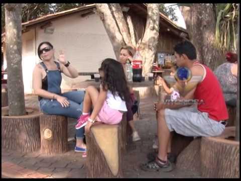 126 anos de Uberlândia - Vamos fazer um tour pelo Parque do Sabiá
