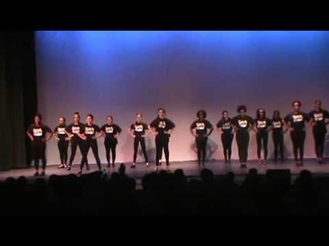 CHS 2013 Modern Dance Class Dance Recital