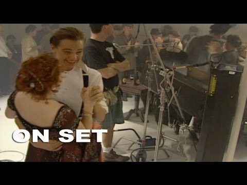 Titanic: Behind The Scenes (broll) Part 1 Of 4 video