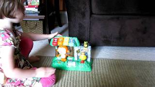 Vtech Zoo Toy
