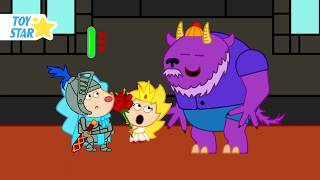Thorny And Friends | Funny New Cartoon Videos Kids | Episode #50