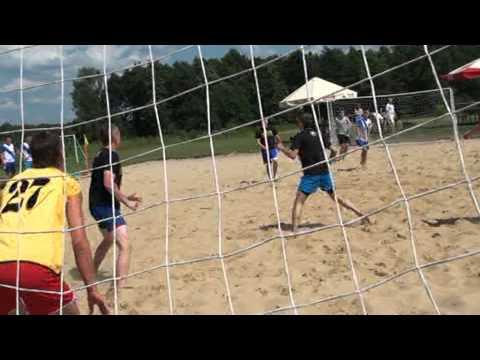 Piłka Nożna Plażowa Sobota