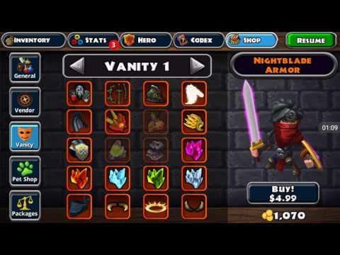 Dungeon Quest Dobra Gra Na Telefon Z Androidem