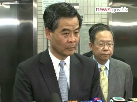 CE condemns attack on Kevin Lau (26.2.2014)