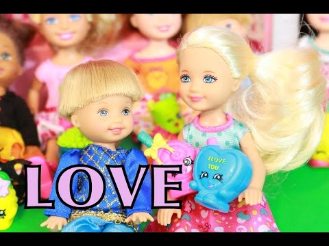 Frozen Shopkins Toby In Love Chelsea Clubhouse Disney Frozen Anna & Krisoff's Kids Alltoycollector video