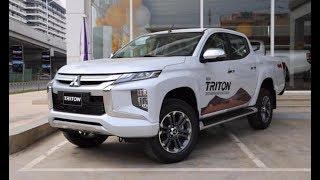 Mitsubishi Triton Mivec 2019 đắt có sắt ra miếng???