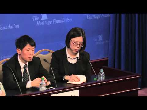 Maintaining Focus on North Korea Human Rights Violations Panel 1