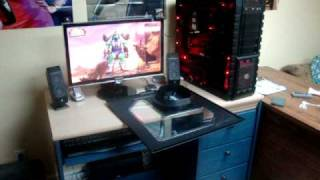 My new pc gaming setup