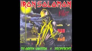 Iron Solomon ft. Saigon & Emilio Rojas - Monster