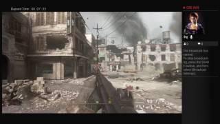 OLED TV Gaming: COD Modern Warfare No Lag.