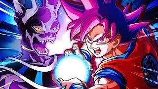 SUPER SAIYAN GOD GOKU & BEERUS COMING TO DRAGON BALL LEGENDS! DB