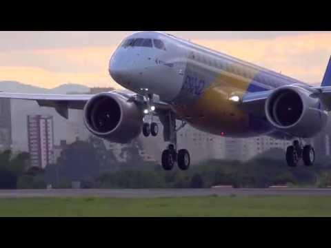 E2 First Flight  -  Best Moments