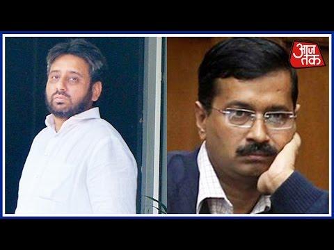 Amanatullah Khan's Arrest Shows PM Modi's Hatred Towards Kejriwal: AAP
