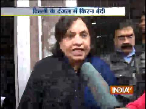 India TV exclusively speaks with Kiran Bedi's NRI fans