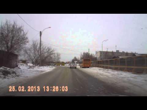 ДТП. Екатеринбург. 25.02.2013