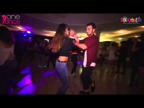 Gigi Bianco & Gunes Diker Salsa Video - Noche De Rumba by One Dance