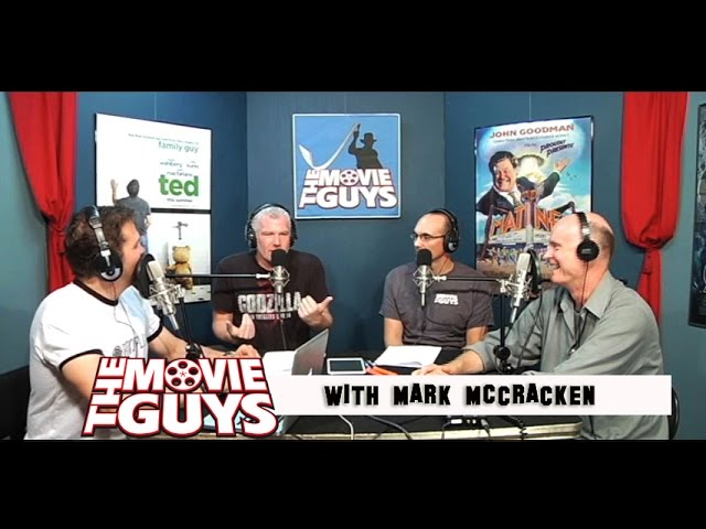 LAWRENCE WOOLSEY PRESENTS THE MOVIE SHOWCAST (w/Mark McCrack...