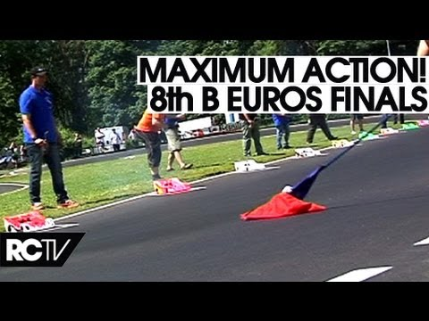 EFRA 1/8 IC Track B Euros - Finals Day