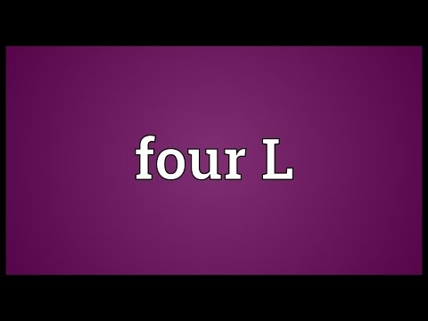 Header of four l