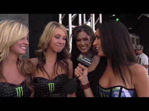 Supercross - Las Vegas 2010 - Girls of Supercross Video