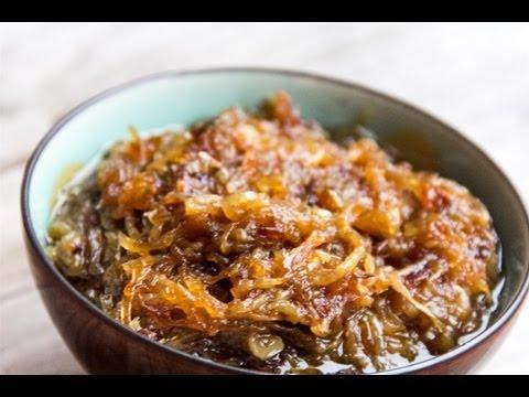 Карамелизированные баклажаны рецепт с фото