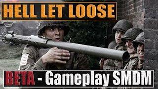 Hell Let Loose - BETA Gameplay - Sainte-Marie-du-Mont