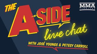 The A-Side Live Chat: Nick Diaz's callout of Jorge Masvidal, Tyson Fury, UFC Sao Paulo Preview, More