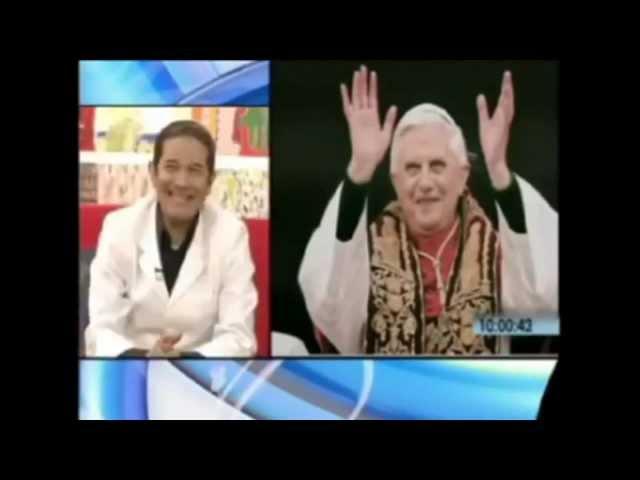 Profecia de Benedicto XVI - Subida y salida | Reinaldo dos Santos