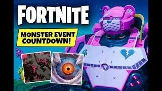 FORTNITE ROBOT EVENT LIVE! Fortnite Robot Vs Monster Season 9 Event !!sponsor