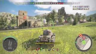 World of Tanks Xbox one VK 36.01 (H) 7 Kills