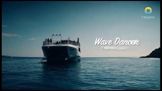 Wave Dancer boat - Creative DMC selection - Paphos - Cyprus