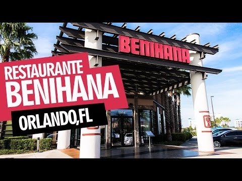 Restaurante Benihana Orlando