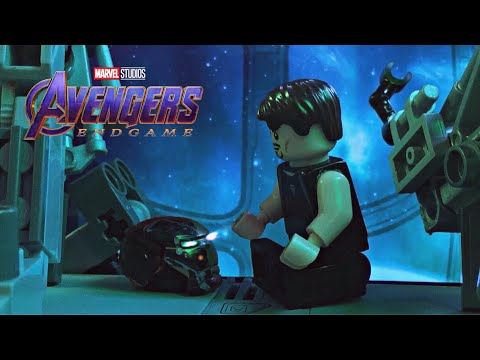 Avengers: Endgame Trailer IN LEGO