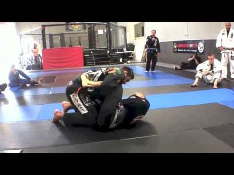Levitation Sweep (Spider Guard) with Master Renato Tavares Image 1